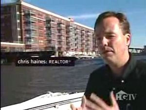 Chris discusses Milwaukee Condos on HGTV