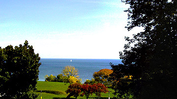 Lake Michigan View